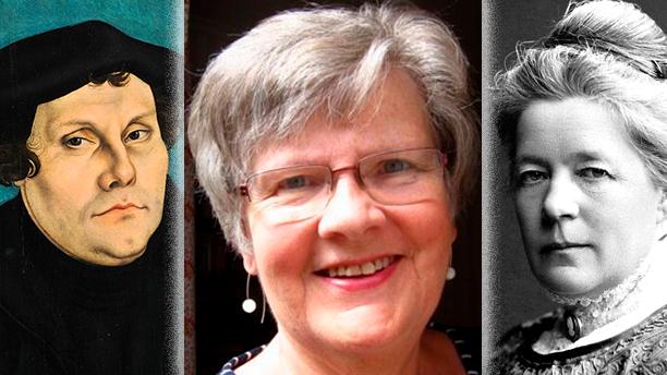 Luther, Lagerlöf och livsmodet – Margareta Brandby Cöster