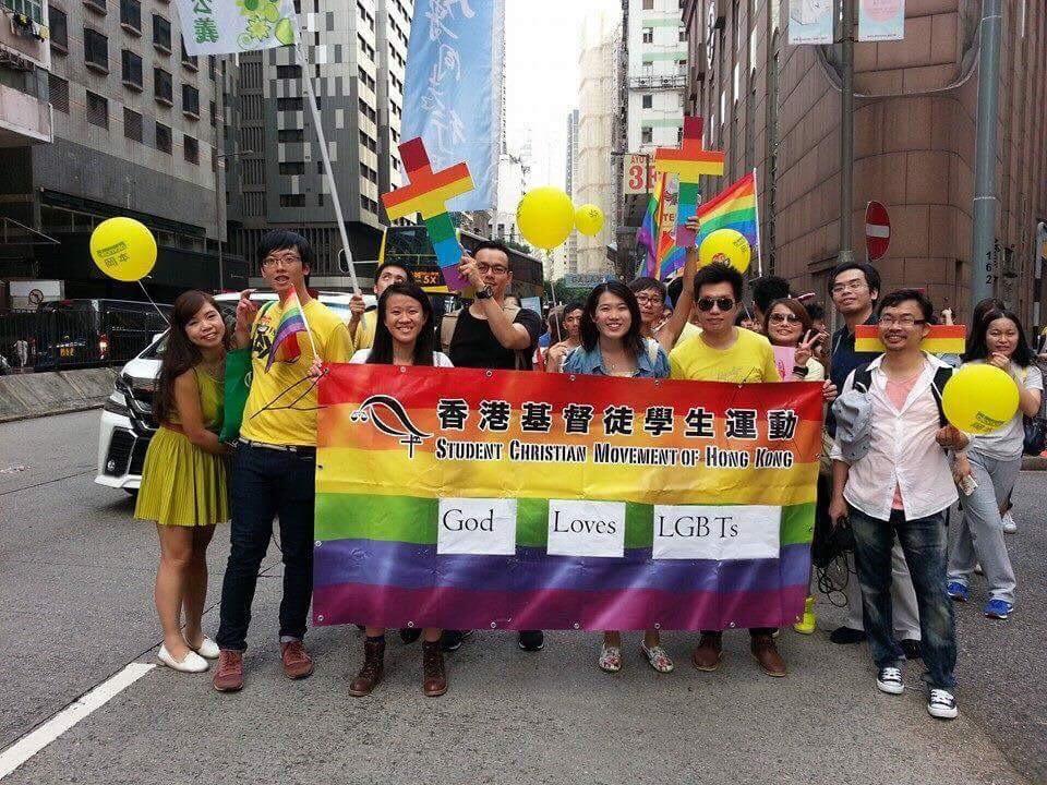 Kristen aktivism i Hong Kong